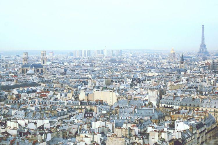 Cityscape City Architecture Paris Paris, France  France Travel Destinations Sky Skyscraper Building Exterior Outdoors