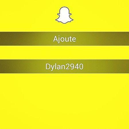 Snapchat That's Me