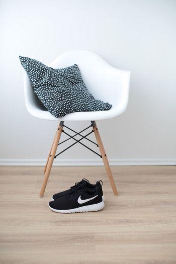 IKEA Black Chair Design Eameschair Fashion Interior Nike People Shoe Sneakers Vitra White Wooden Texture