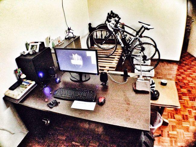 Part of of my dream! Bike Enjoying Life