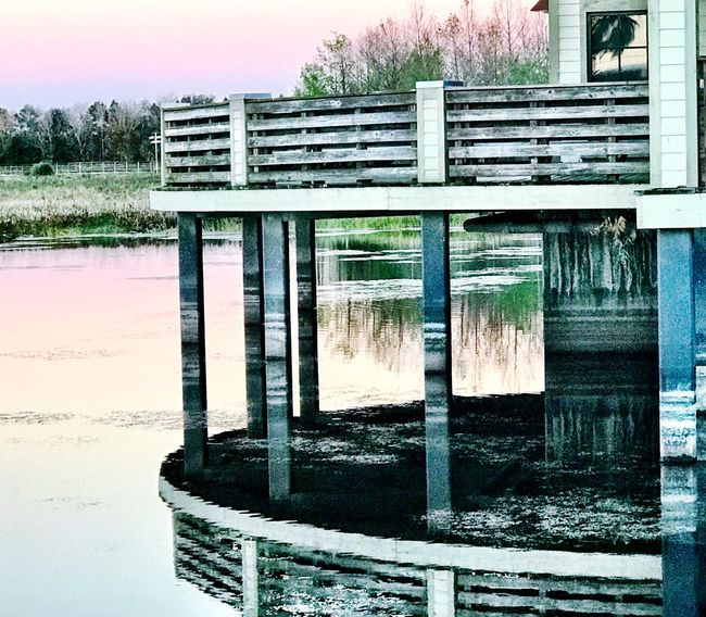 Green Cay Wetlands Architecture Water Built Structure No People Outdoors Day EyeEmNewHere