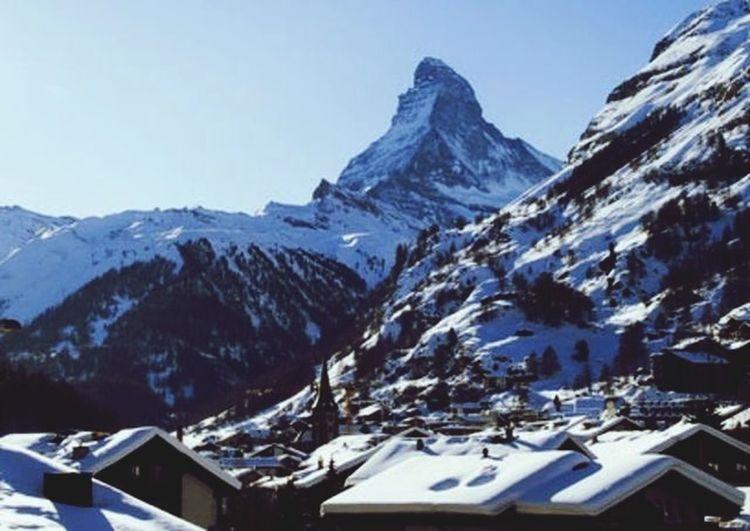 Zermatt ?? 2013 Matterhorn  Swiss Alps