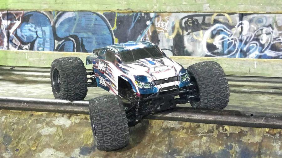 My losi xxl2 Car Land Vehicle