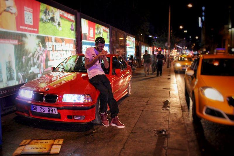 Bakarsın, Birtane de Sen Yakarsın..{BabaWest}E36 318i Hellrot M43 Babawest34 Kurucusubenim Bmwgang Bmwmafia WestCoast Red Car Bmw Bmwlogo Kralinamermi