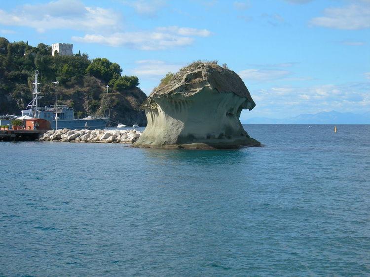 Il Fungo ( Lacco Ameno) Ischia Italy Sea View Beautiful Nature Italy