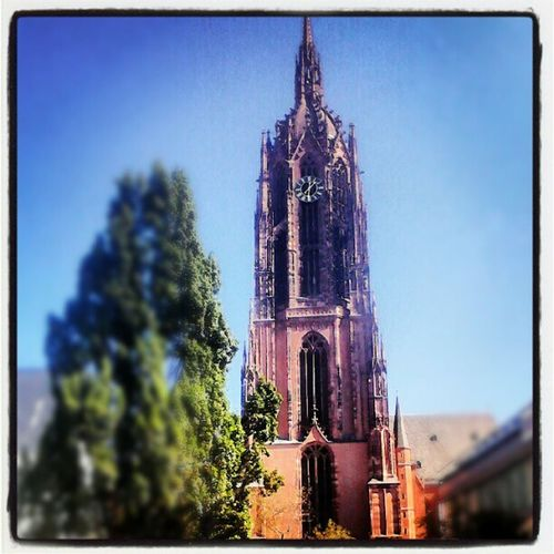 #Frankfurt #Dom