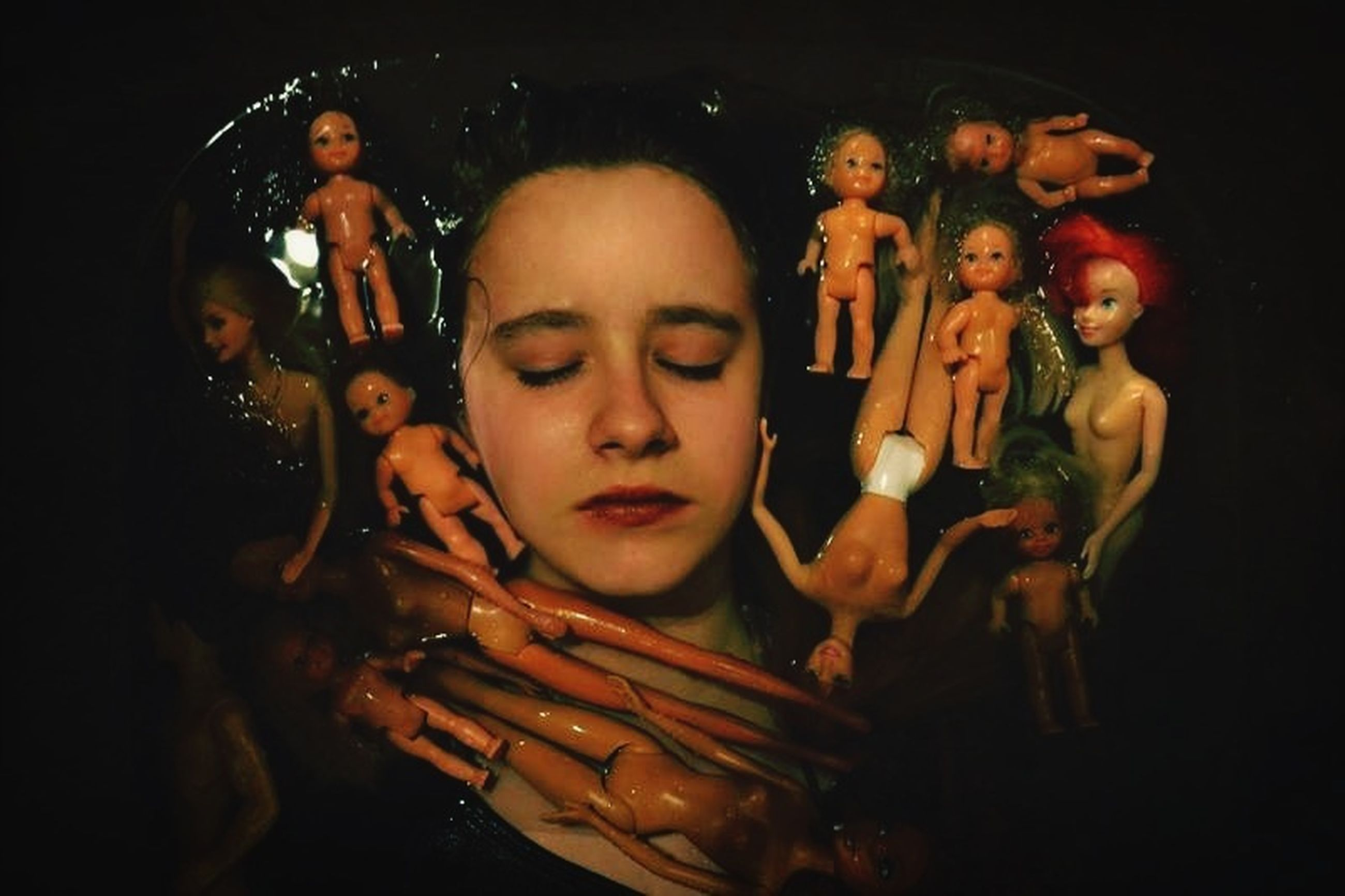 human representation, indoors, art, creativity, art and craft, religion, tradition, statue, illuminated, spirituality, cultures, night, sculpture, celebration, figurine, flame