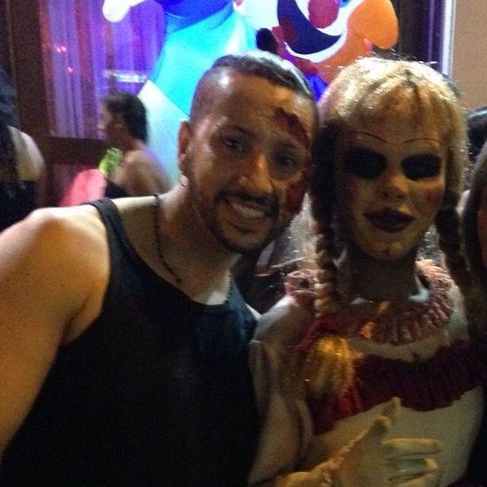 Anabelle👻 Instagram Amigos Party Saturdaynight Partyallnightlong GaleraReunida Galeradabagunça Balada Festa Bebedeira Alcool  Hallowen DiaDasBruxas Hallowentrash Hallowentrash80s Anos80 Trash80s Anabelle