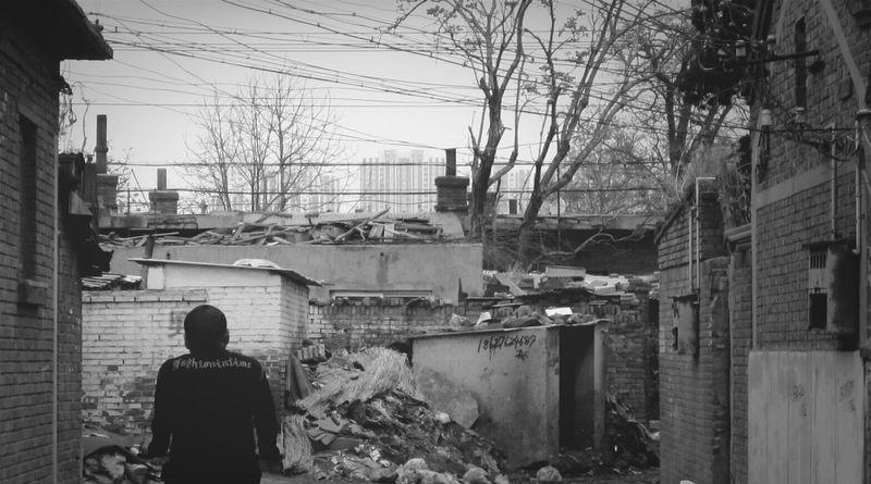 Hope Hopeless Urban Street Photography