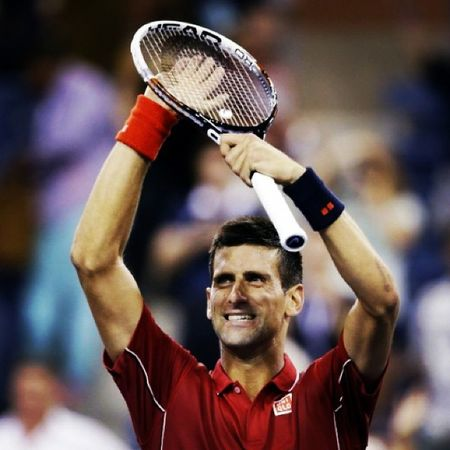 US Open Day 6 TeamDjokovic Nolefam Usopen