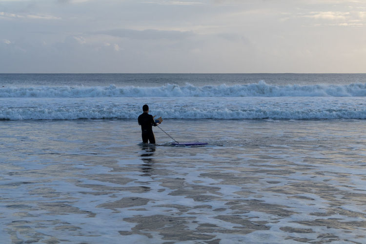 Bodyboard BodyBoarding End Of The Day Eye4photography  EyeEm EyeEm Best Shots EyeEmBestPics Leisure Activity Sea And Sky Seaside Sport Waves Waves Crashing Waves, Ocean, Nature