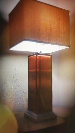 Such an awesome photo of nothing but a lamp. Check This Out