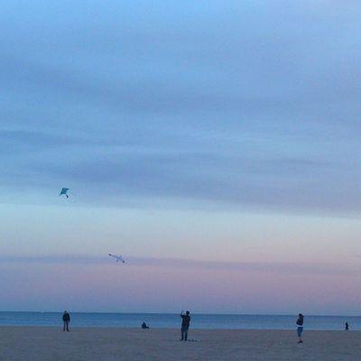 Playa Beach Cielo Sky Springmycity Valenciagram Sinfiltro Nofilter