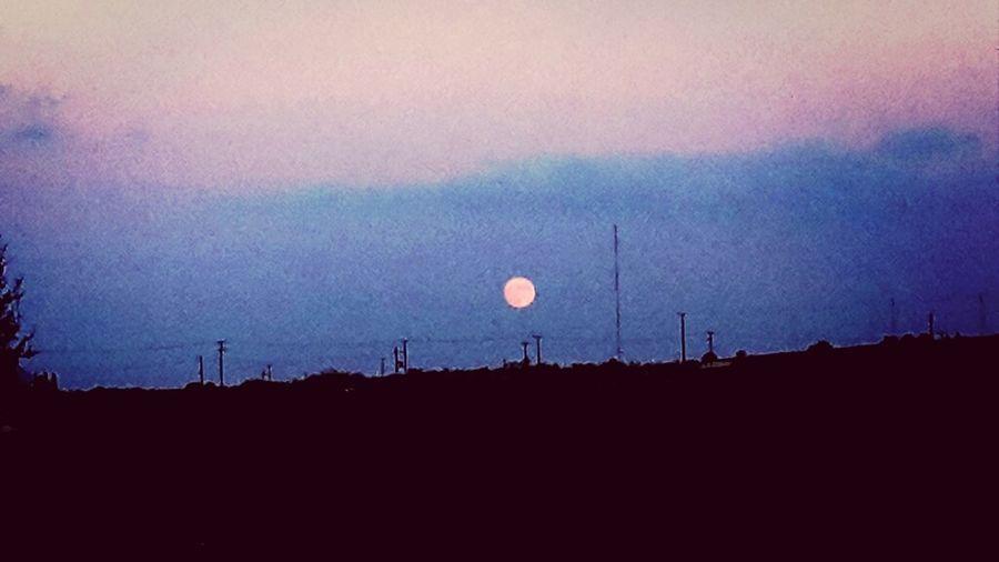Moon. .......