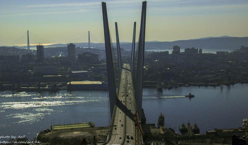 Vladivostok Vdk Buitifull Ig_russia Ig_roofs Rooftop Roof Roofing Urban Roofscapes Golden Bridge