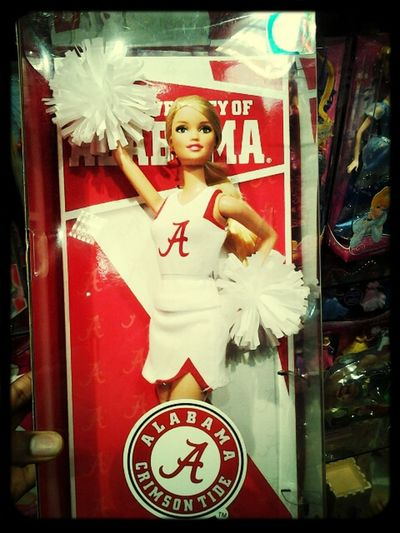 lol in the ABC Toys Store and seen this!!!?! #BAMANATION!!! <3