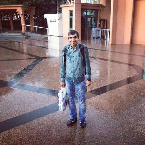 Istanbul Yağmurunada Tutulduk