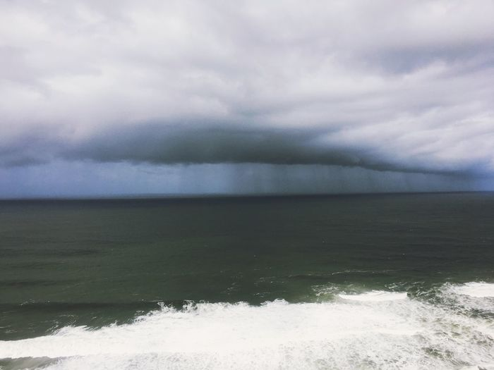 Sky Nature Water Beauty In Nature No People Storm Cloud Horizon Over Water Power In Nature No Filter Australia