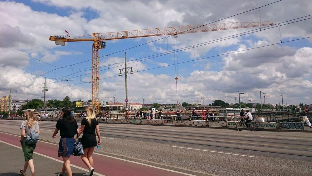 Warschauerbrücke