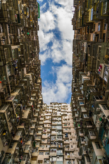 street of quarry Bay, Hongkong ASIA Architecture City City Life Cityscape Hong Kong HongKong Low Angle View Quarry Bay Travel Travel Photography Traveling Urban Geometry Apartment Asien Living Room No People Sky Streetphotography Travel Destinations Urban Skyline Urbanphotography