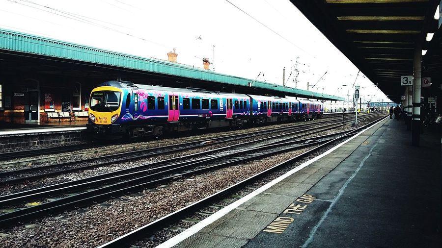 My Commute Showcase June Train Train Station Doncaster Public Transportation Running Late Railway