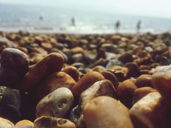 Seaside Daysofsummer Summers Nearly Over Beachlife Kent Pebbles Beach Ukbeaches Seaair Breathe 2016 Sandgate Beach Kent