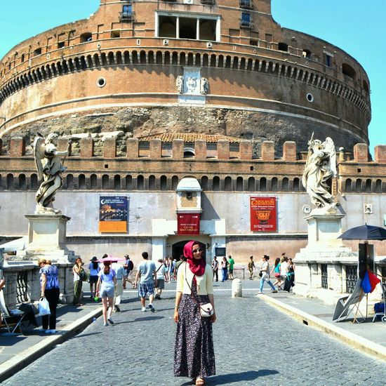 castel Sant Angelo. melekler Şatosu :) Enjoying Life Great Performance Quality Time Hello World
