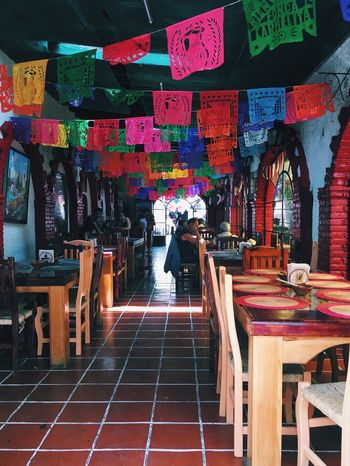 Mexico Restaurant Traveling Food