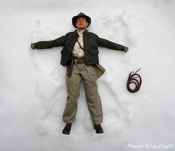 Angel Angel Indiana Jones Sideshow Snow Toy Photography Toycommunity Toycrewbuddies Toygroup_alliance Toyunion