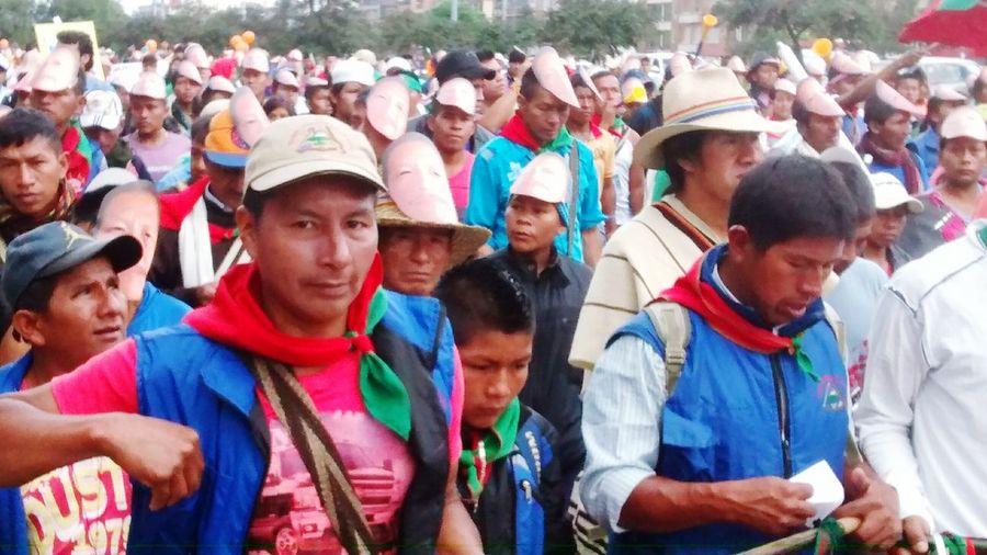 What We Revolt Against Los Verdaderos Rostros Colombianos En Contra De Rcn Ycaracolmedios De Comunicacion Mujer Indigena Victimas Delconflicto