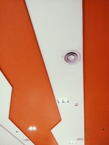 Abstract Abstract Photography Abstractions In Colors Abstractarchitecture Abstractporn Orange Is The New Black Orange Orange Color Orange Ceiling Ceiling Ceiling Art In My Point Of View Enjoying Life Shopping Time Family Time SundayFunday Sunday Afternoon