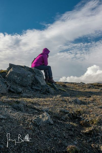 Sit and take in the view. Eye4photography  Landscape_Collection Sony Images Sonyrx100m4 Iceland Mountain_collection EyeEm Masterclass Landscape_photography Clouds And Sky People And Places EyeEmbestshots
