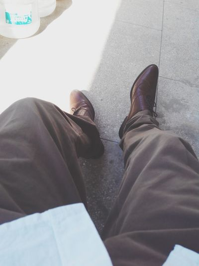 Relaxing Brogues Vintage Fashion Thats Me  #hashtags :-\