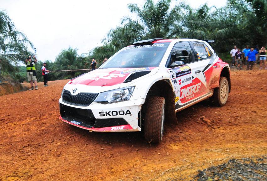 ASIA Dirty Getty Creative Getty Images Getty X EyeEm Getty+EyeEm Collection MRF Racing Rally Car Skoda
