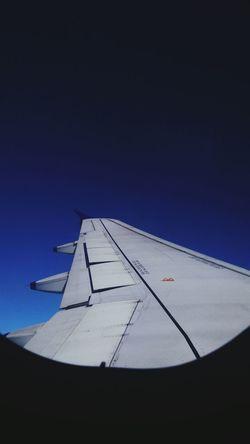 Window View EyeEm EyeEm Best Shots EyeEmNewHere EyeEm Gallery EyeEn Airplane Transportation Air Vehicle Journey Travel Airplane Wing Sky Flying