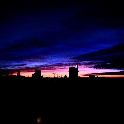 The beautiful Skyline of Hannovercity 💙