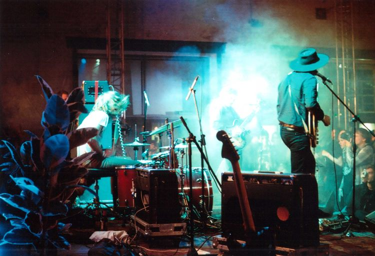 Night Beats @ Strelka, 2017 35mm Film Analogue Analogue Photography EyeEm Best Shots Film Gig Rock Arts Culture And Entertainment First Eyeem Photo Indoors  Men Music Musical Instrument Musician Night Nightlife Performance Performing Arts Event Real People Rock Music Stage - Performance Space Zenit Zenit122