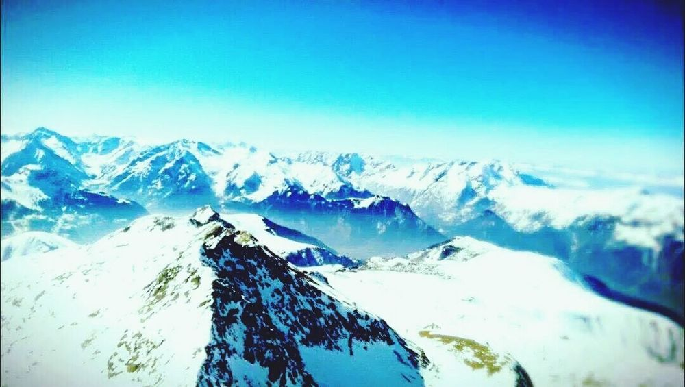 Growing Better France Alps Bigmountains Snow ❄