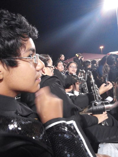 Band Family Bass Clarinet Brother