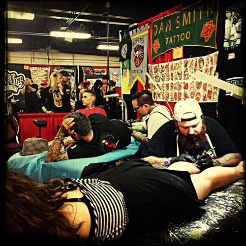 Inkniron Tattoo Hanging Out Enjoying Life