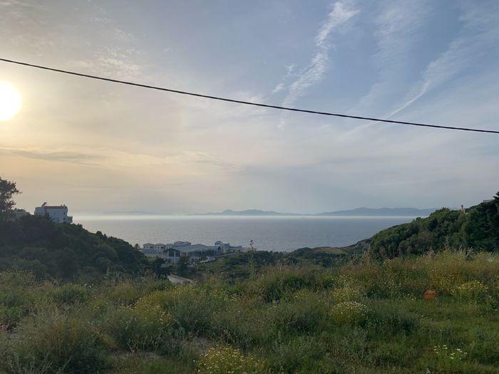 Turkey horizon