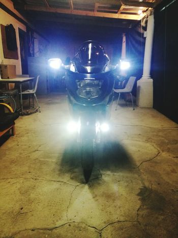 integrated DRL and indicators and spotlights on fender My Baby Blackbird Illuminated Lighting Equipment Arts Culture And Entertainment