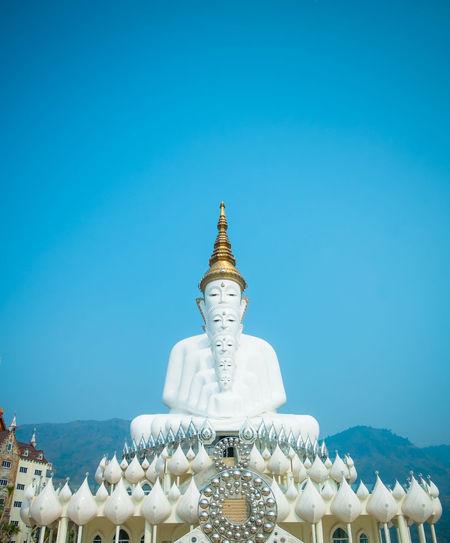 Wat phasornkaew in thailand.