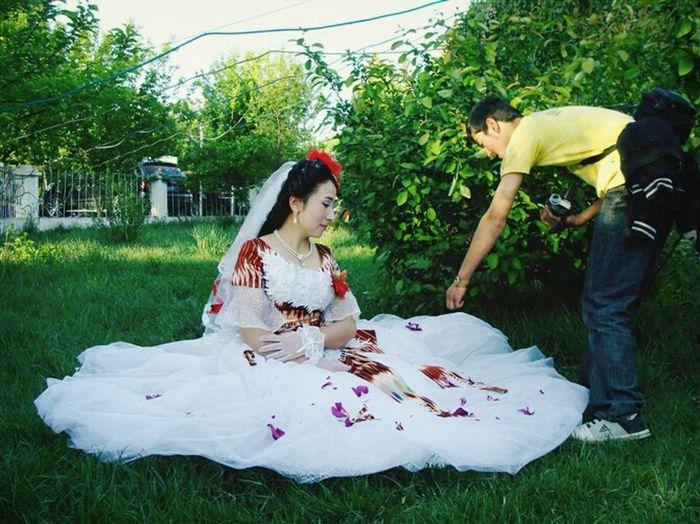 Xinjiang Wedding