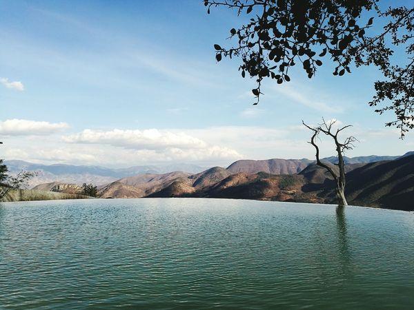 Travel Mexico Hierve El Agua
