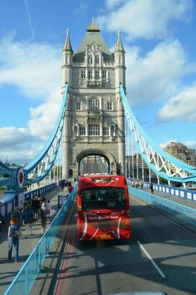 LONDON❤ Towerbridge Holidays ☀ Nice View Doubledeckerbus