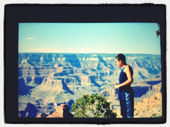 Last Year At The Grand Canyon !