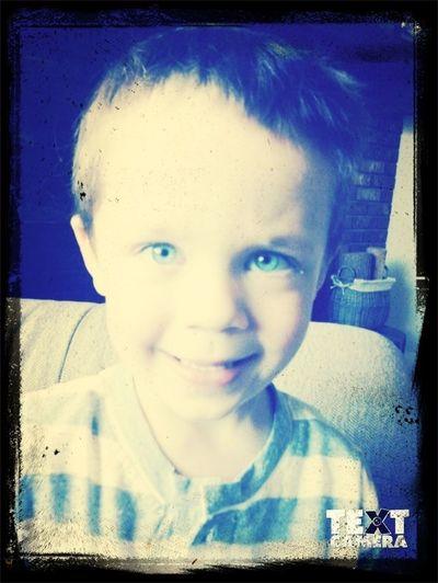Babysitting This Cute Boy