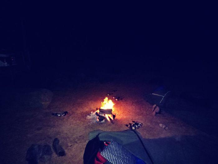 Last Night Fire