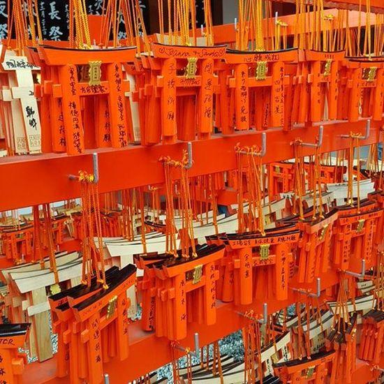 Fushimi INRI Shrine Kyoto
